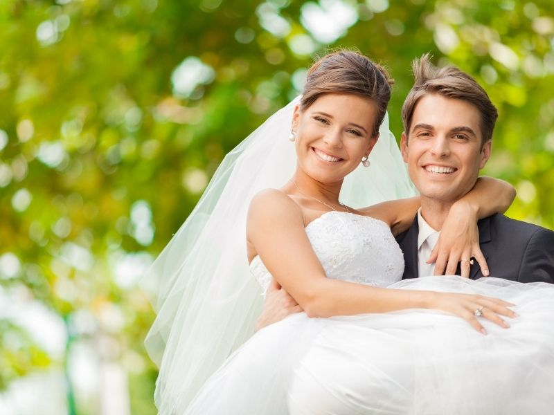 How Do Atheists Get Married?